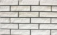 Плитка для фасада Белая