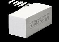 Газобетонный Блок, D 400, 100*250*625 мм