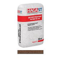 Шоколад кладочный раствор облицовочный HAGAST KS-720