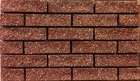 Плитка для фасада Махагон