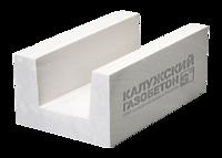 Газобетонный Блок U-Блок D500, 375*250*500/625 мм